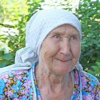 Тётя Тося. :: Николай Масляев