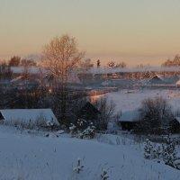 Морозное утро. :: mike95
