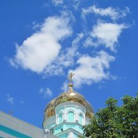 Небо над собором :: nika555nika Ирина