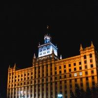Здание университета в Челябинске :: Андрей Липов