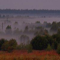 Утро.туман. :: petyxov петухов