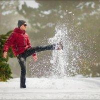 и снова Снег :) :: Алексей Латыш
