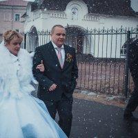 и пошел снег :: Михаил Денисов