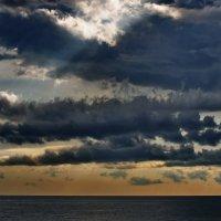 Чёрное море :: Олег Семенцов