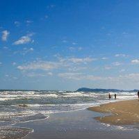 Rimini beach :: Алексей Гудков