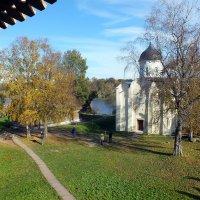 Церковь Святого Георгия :: Николай