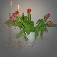 Романтической Вам весны! :: Galina Dzubina