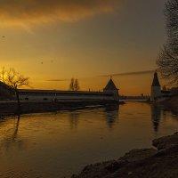Чудесный вечер... :: Виктор Грузнов