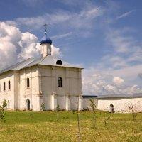 Лужецкий Ферапонтов монастырь :: Сергей Сёмин