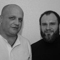 Я и Павел :: Алексей Бортновский