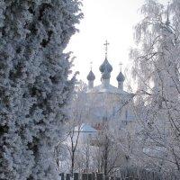 храм :: юлия арсеньева