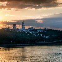 Закат над Лаврой :: Игорь Белоконь