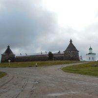 Соловецкий монастырь :: Мила