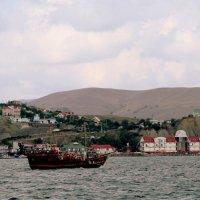 Вид с моря :: Ирина Фирсова