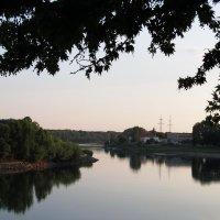 Вечером на реке :: Николай Дони