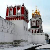 Новодевичий монастырь :: Галина