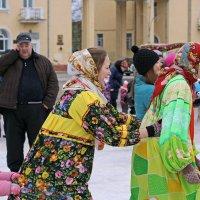 Северодвинск. Масленица. Докладываю... :: Владимир Шибинский