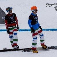 Мировой кубок по сноуборду :: Александр Корнейчев