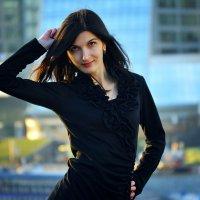 Фотосессия на набережной :: Эркин Делиев