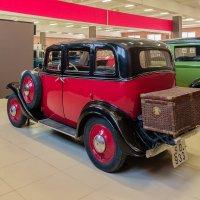 Опель 12 LG 1931 - 1935 г. :: Марк Э
