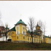 У стен монастыря :: Николай Дони