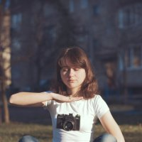 автопортрет :: Наталья