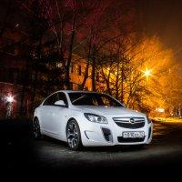 Opel Insignia OPC :: Михаил