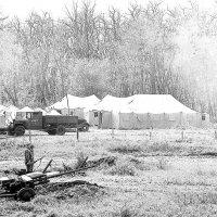 Военный летний лагерь (реконструкция) :: Владимир Болдырев