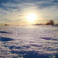 Зимнее солнце :: Герман