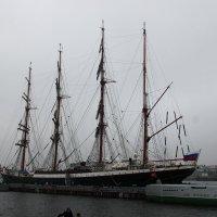 корабль :: Юлия Паршакова