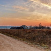 Дорога  в  деревню.... :: Валера39 Василевский.