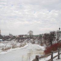 Март в Суздале :: Евгения Куприянова