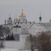 Суздаль. Покровский женский монастырь :: Евгения Куприянова