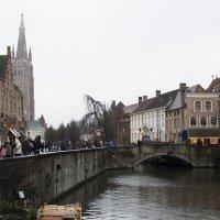 Каналы Брюгге :: Witalij Loewin