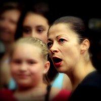 Учительница танцев :: Alexander Andronik