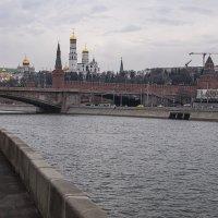 Московский Кремль. :: Яков Реймер