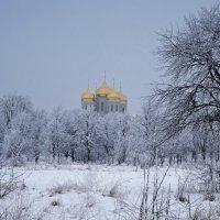 В морозном плену :: Татьяна Кретова