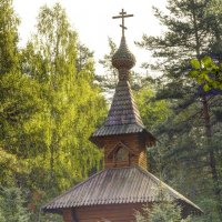 Часовня на Святом Источнике :: levonchik stepanyan