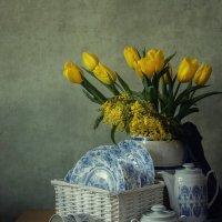 Из серии Весна на кухне :: Ирина Приходько
