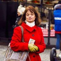 Пражская туристка :: Светлана Сироткина