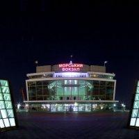 морской вокзал :: Вячеслав Липинчук