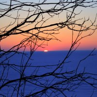Кружево закатное :: Любовь Шихова
