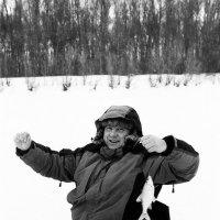 Рыбак и рыбка :: Евгений Золотаев