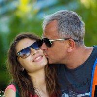 Отцовский поцелуй :: vcherkun