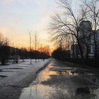 IMG_2935 - Закат подвернулся! :: Андрей Лукьянов