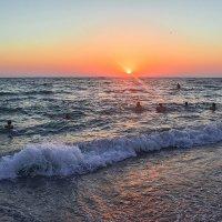 Чёрное море. :: Александр Тулупов