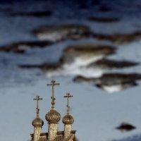 весенние облака :: Михаил Бибичков