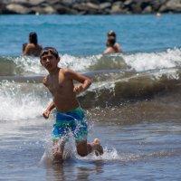 Tenerife Beach :: Kira Sunlife Shershneva
