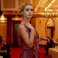 Репетиция моделей Baku Fashion Night :: Эркин Делиев