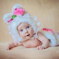 фотосессия малышки :: марина алексеева